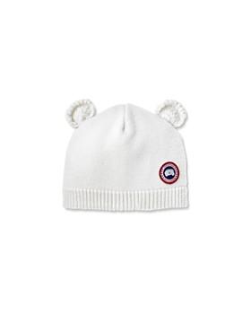 Canada Goose - Unisex Bear Ears Hat - Baby