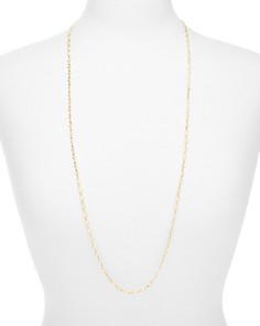 """Freida Rothman - Embellished 14K Gold-Plated Chain Wrap Necklace, 36"""""""