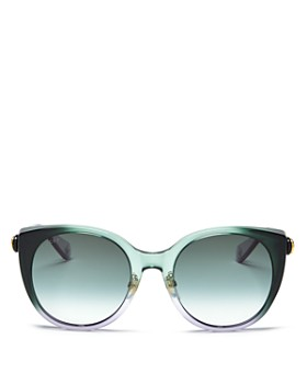 Gucci - Women's Cat Eye Sunglasses, 54mm