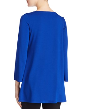 Eileen Fisher Petites - Tunic Top