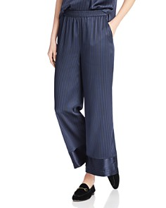 Eileen Fisher - Silk Wide-Leg Pants - 100% Exclusive