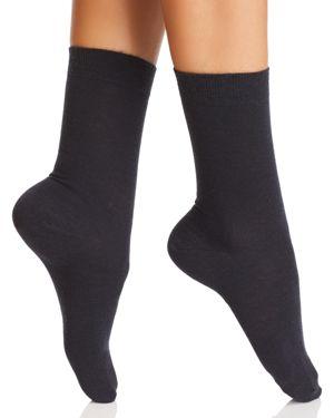 FALKE Soft Merino Blend Socks in Navy
