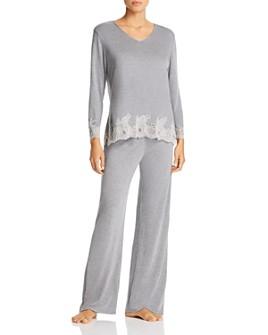 Natori - Luxe Shangri-La Pajama Set