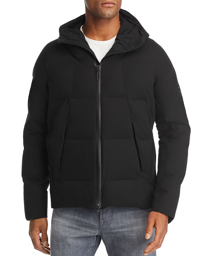 Descente Allterrain - Hooded Down Jacket