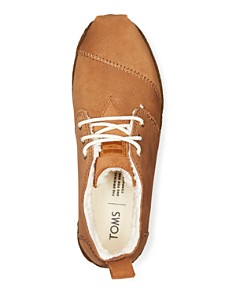 TOMS - Women's Bota Suede Lace-Up Boots