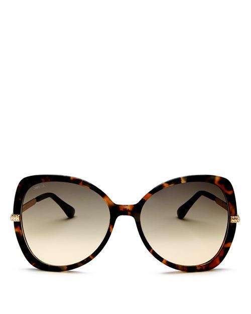 3576601e3c8 Jimmy Choo - Women s Cruz Mirrored Butterfly Sunglasses