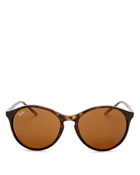 Ray-Ban - Women's Round Sunglasses, 55mm
