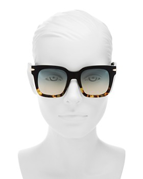 rag & bone - Women's Square Sunglasses, 51mm