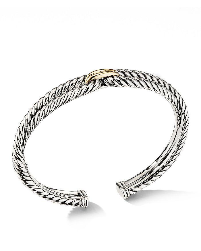 David Yurman - Cable Loop Bracelet with 18K Yellow Gold