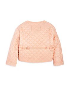 Burberry - Girls' Mini Tollamo Quilted Jacket - Little Kid, Big Kid