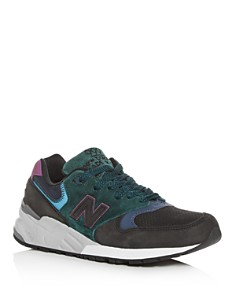 New Balance - Men's 999 Suede Lace-Up Sneakers