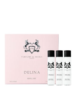 Delina Eau De Parfum Travel Refill Gift Set by Parfums De Marly