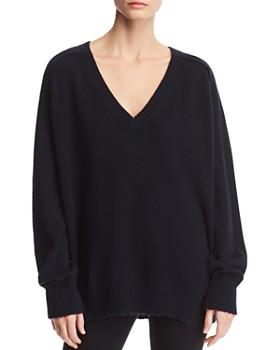 Zadig & Voltaire - Alexa Patch Cashmere Sweater