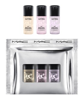 M·A·C - Shiny Pretty Things Prep + Prime Fix+ Gift Set