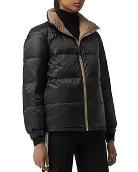 Burberry - Reddich Reversible Puffer Coat