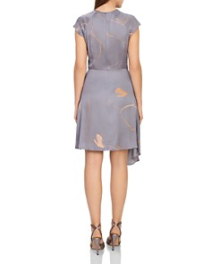 REISS - Zoe Printed Dress