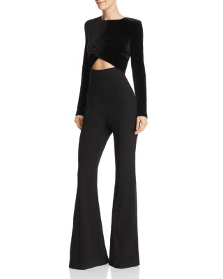 Angie Cutout Jumpsuit   100 Percents Exclusive by Black Halo