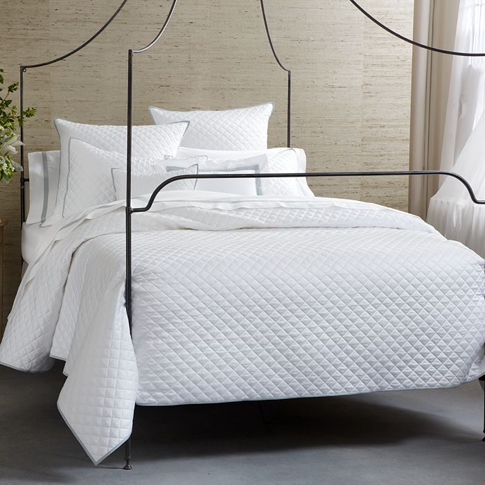 Matouk - Hughes Quilted Bedding Collection