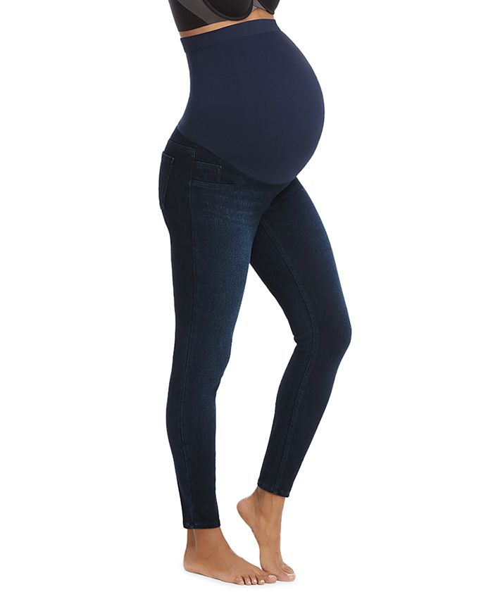 44402373546 SPANX® - Mama Maternity Jean-ish trade  Ankle Leggings