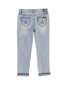 7 For All Mankind - Girls' Josefina Distressed Jeans - Big Kid