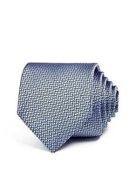 Ledbury - Carberry Floral Texture Skinny Tie
