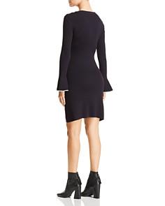 Tory Burch - Flare Sleeve Sweater Dress