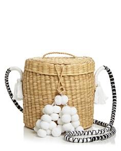 Nannacay - Ana Basket Bucket Bag