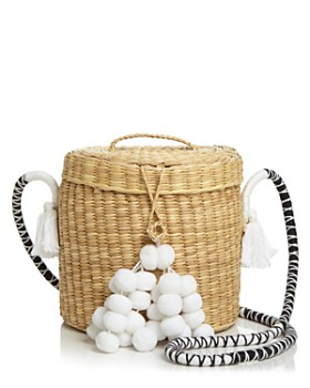 Nannacay - Ana Basket Bucket Bag