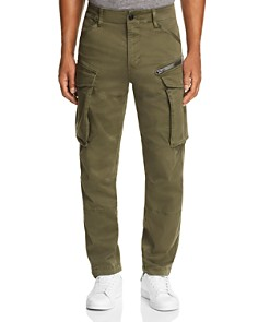 G-STAR RAW - Rovic New Tapered Fit Cargo Pants