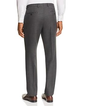 BOSS - Leenon Micro-Birdseye Wool Regular Fit Dress Pants