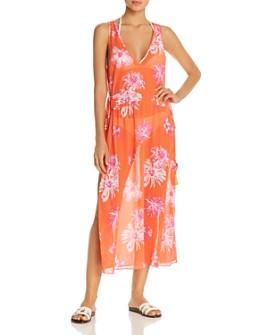 Ramy Brook - Aleena Midi Dress Swim Cover-Up