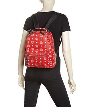 MCM - Stark Backpack with Logo Visetos