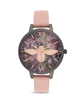 3b1018d7990d2 Olivia Burton - Twilight Lilac Mother-of-Pearl Watch