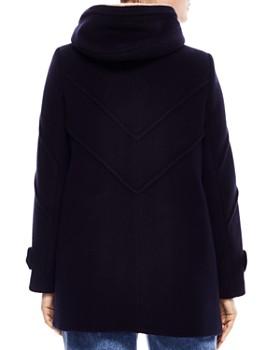 Sandro - Phraise Hooded Coat