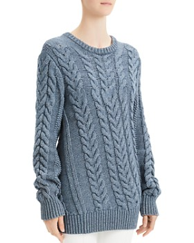Theory - Twisted Cable Sweater