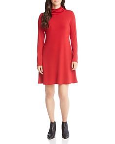 Karen Kane - Turtleneck Sweater Dress