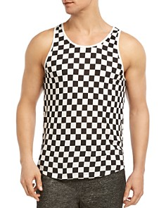 2(X)IST - Checkered Tank Top