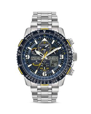 Citizen Promaster Blue Angels Skyhawk A-t Eco-Drive Chronograph, 46mm