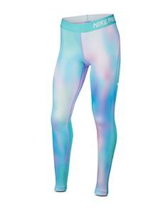 Nike - Girls' Pro Warm Printed Tights - Big Kid
