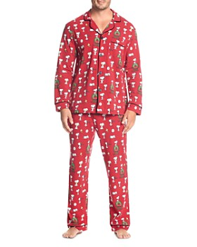 BedHead - Snoopy Christmas Pajama Set