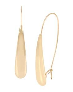 Robert Lee Morris Soho - Sculptural Drop Earrings