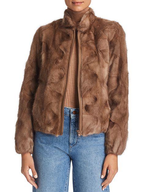 Maximilian Furs - Mink Fur Jacket - 100% Exclusive