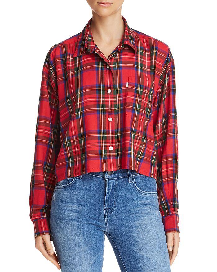 f59b18c42c7 Levi s - Selah Plaid Shirt