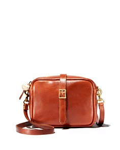 Clare V. - x Kodak Sac de Camera Leather Crossbody Bag