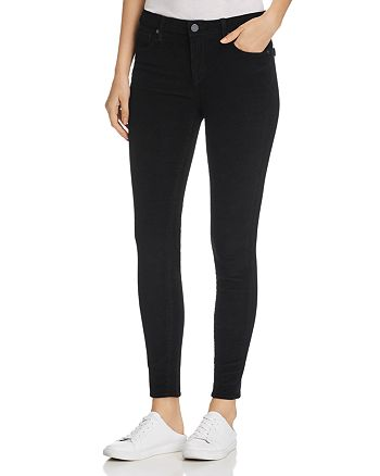 Parker Smith - Ava Corduroy Skinny Jeans in Night