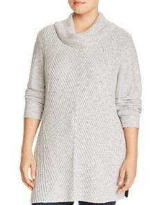 NIC and ZOE Plus - North Star Color Block Sweater