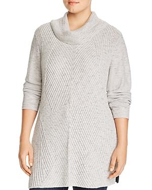 Nic+Zoe Plus North Star Color Block Sweater