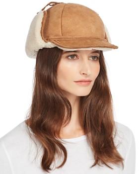 Crown Cap - Drake Shearling Trapper Hat