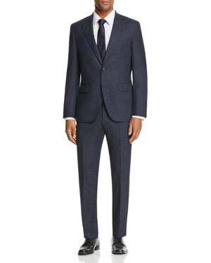 Boss Melange Johnstons/Lenon Regular Fit Suit