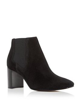 rag & bone - Women's Nefer Block-Heel Chelsea Booties
